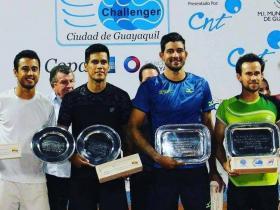 Federico-y-Hugo-Subcampeones-Dobles-Challenger-Guayaquil