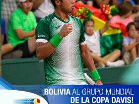 BOLIVIA AL GRUPO MUNDIAL I